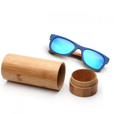 Natural Bamboo Case