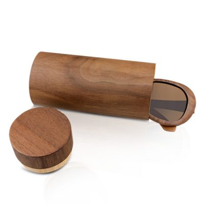Walnut Bamboo Case