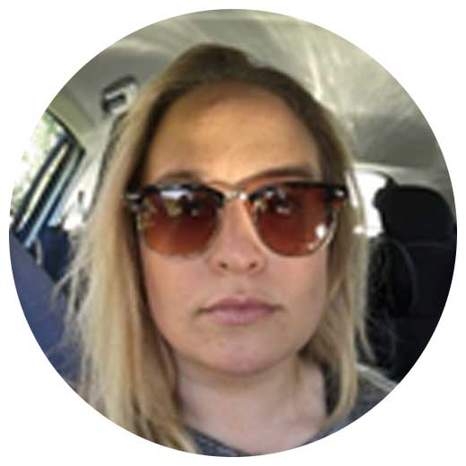 Tamryn wearing Raw Roots Sunglasses